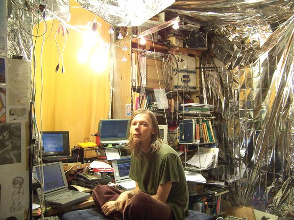 4 - Shaggy, The Pirate Bay's co-founder