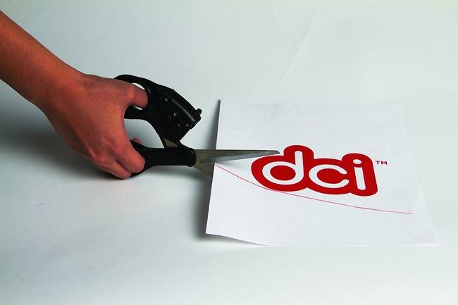 7 - Laser-guided scissors