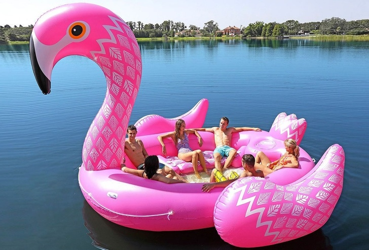 35 - A party bird for 6 people