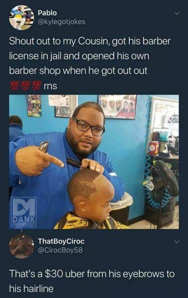 29 - 39 most awful haircuts