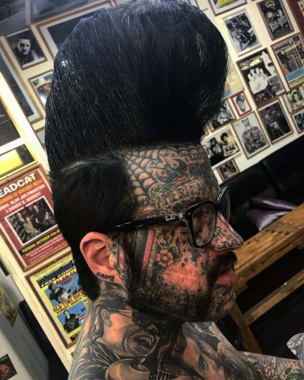 31 - 39 most awful haircuts