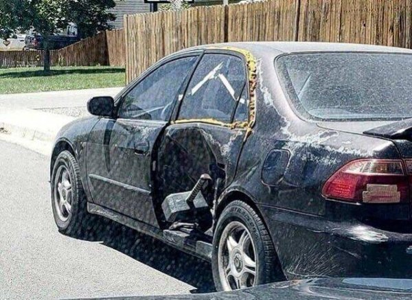 34 - 42 WTF things people did to their vehicles