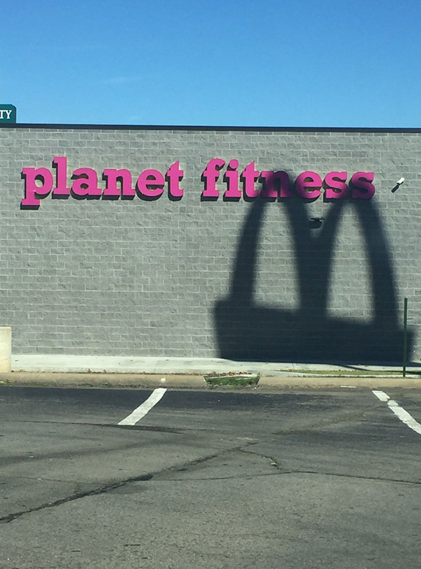 38 - 38 weirdest things spotted at the gym