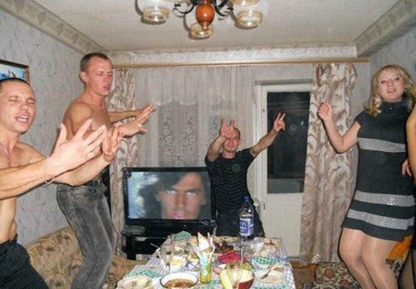 23 - 24 crazy Russian photos