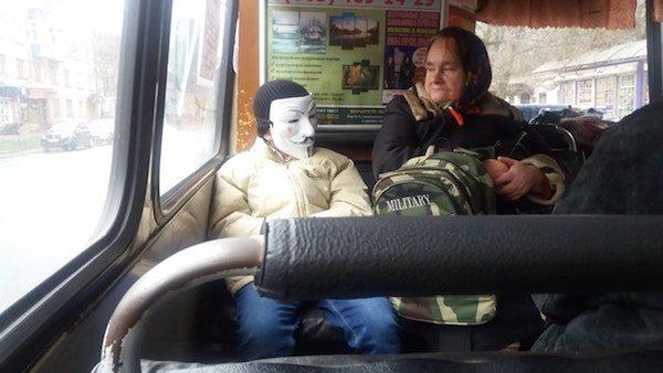 24 - 24 crazy Russian photos