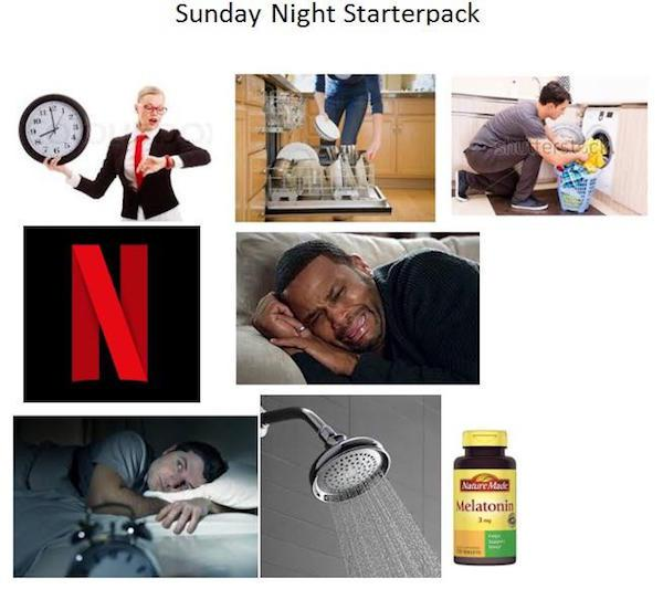 """25 Funny """"Starter Packs"""" That Are Too True"""