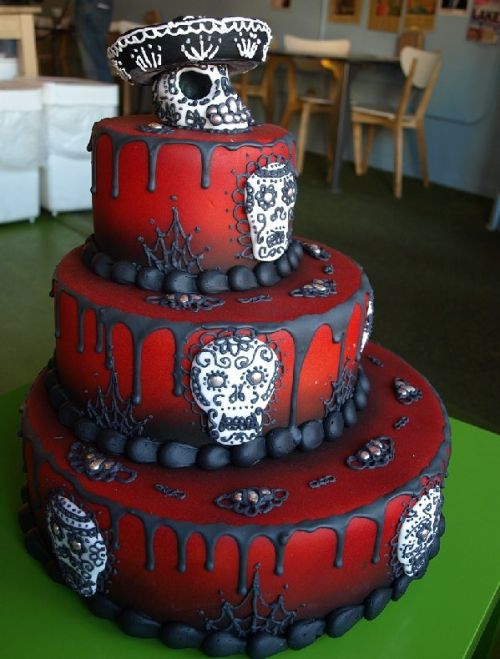 Creative And Scary Halloween Cakes Gallery eBaums World