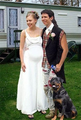 Really Bad Wedding Pics
