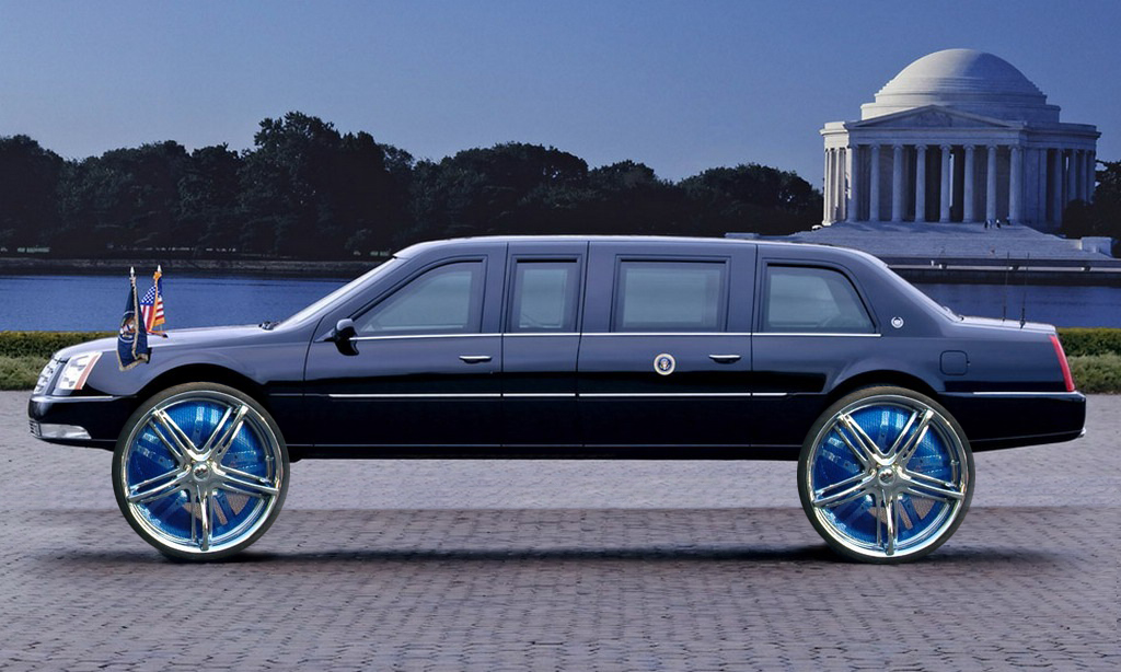 Obama S New Presidential Limo Picture Ebaum S World