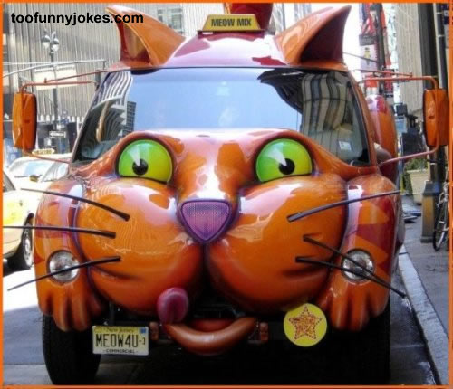 Funny Looking Cars And Bike - Gallery