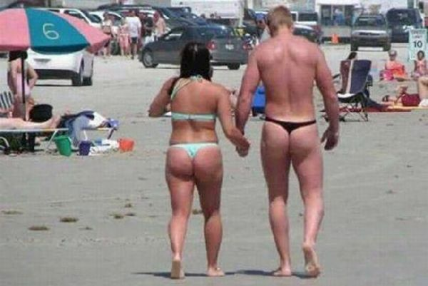 Beach Funny Pictures And Fails