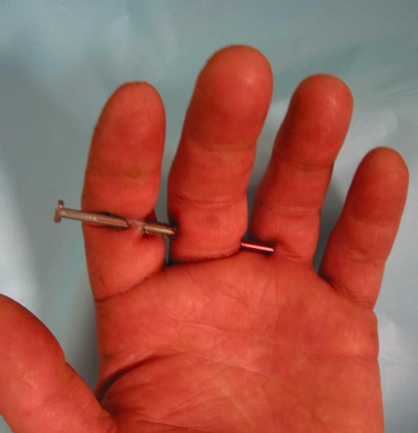Nail Gun Safety is Important - Gallery | eBaum\'s World