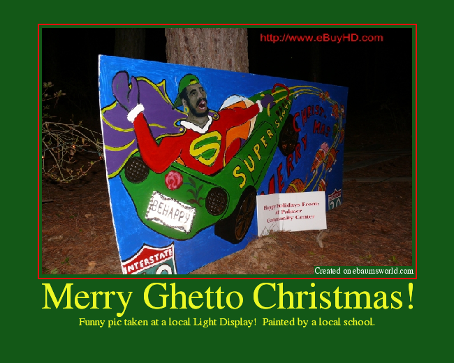 Hit Favorites School Days: Merry Ghetto Christmas! - Picture