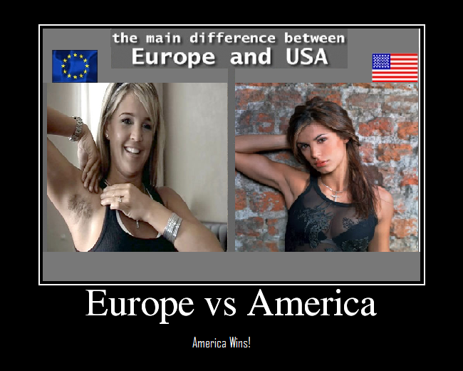 Europe American Usa Teens Stupidity 15