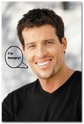 Tony Robbins Hungry - Bing images