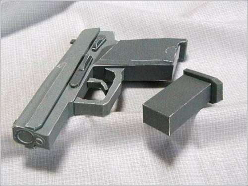 Papercraft Guns Gallery Ebaums World