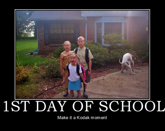 going back to school at 30