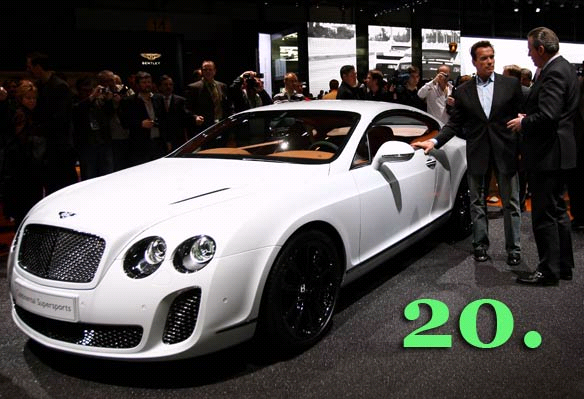 Top 20 Fastest Cars In The World Gallery Ebaum S World