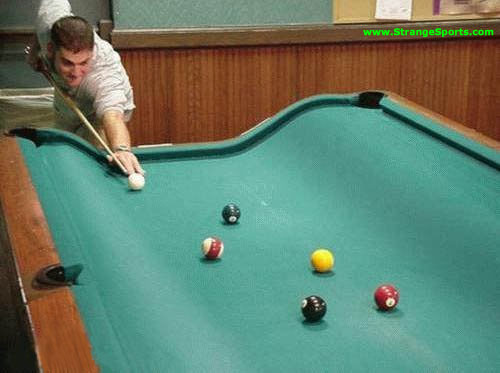 Cool Pool Tables >> Cool New New Pool Table - Picture | eBaum's World