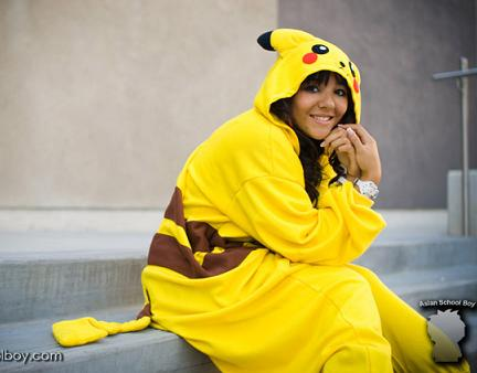 Gameroween 2014 Video Game Characters that make good costumes (Pikachu)  sc 1 st  Video Game Armada - WordPress.com & Gameroween 2014: Video Game Characters that make good costumes ...