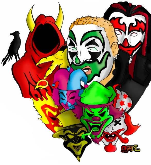 ICP and Joker CardsIcp Joker Card Drawings