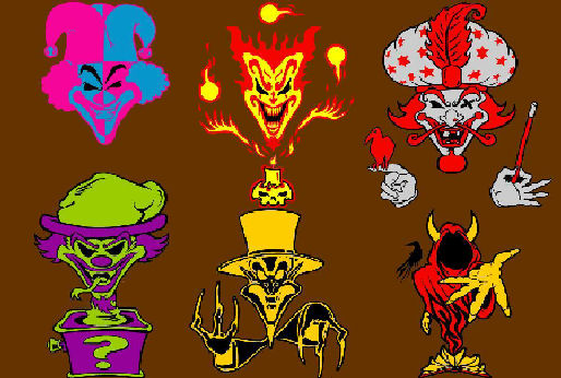 All 6 Joker's Cards ICP http://www.ebaumsworld.com/pictures/view/80562416/
