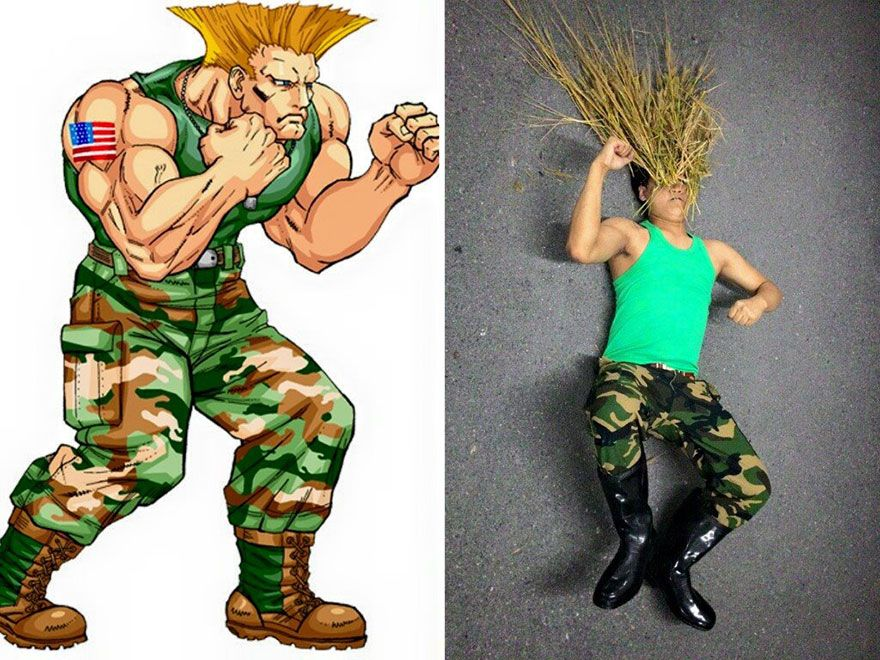 Epic Low Budget Cosplay - Gallery