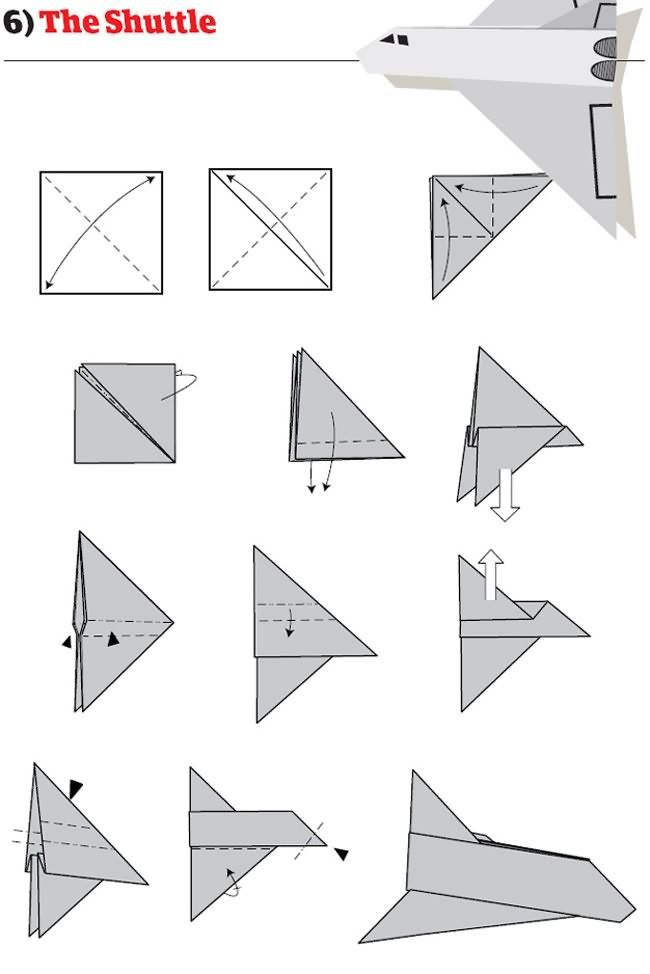 guide how to make awesome paper planes gallery ebaum s world