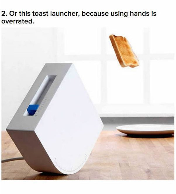 23 weird gadget that will make your life easier gallery