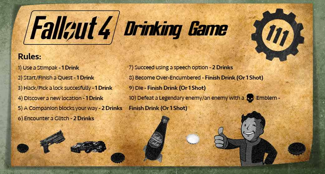 Top Best Drinking Games With Cards