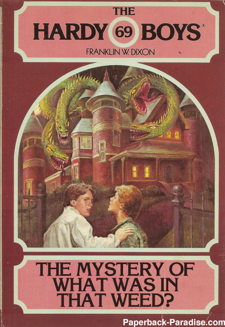 15 Hilarious Fake Book Covers From Paperback Paradise