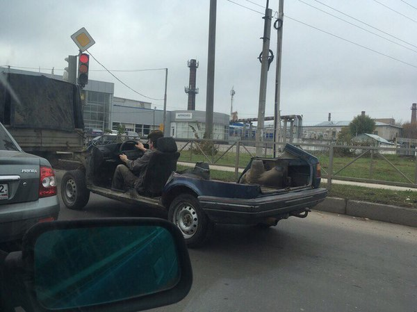 "4 - 53 Pictures That Scream ""Only In Russia"""
