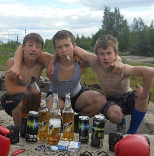 "47 - 53 Pictures That Scream ""Only In Russia"""