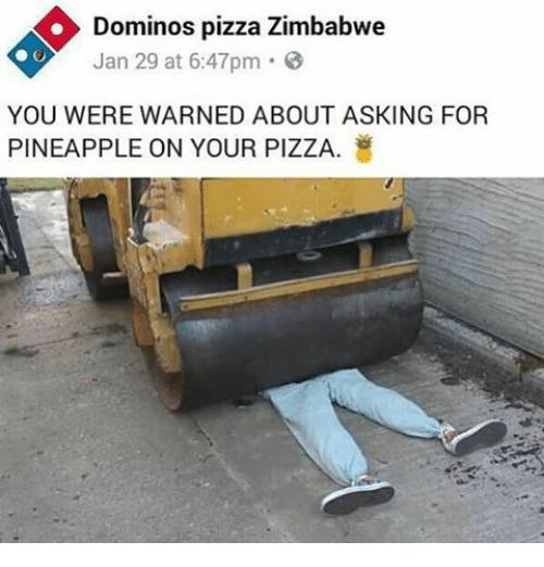 Domino S Pizza Dog Meme