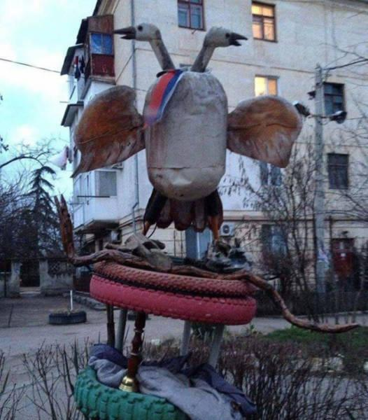 "10 - 27 Pics That Will Make You ""Scream Only In Russia!"""