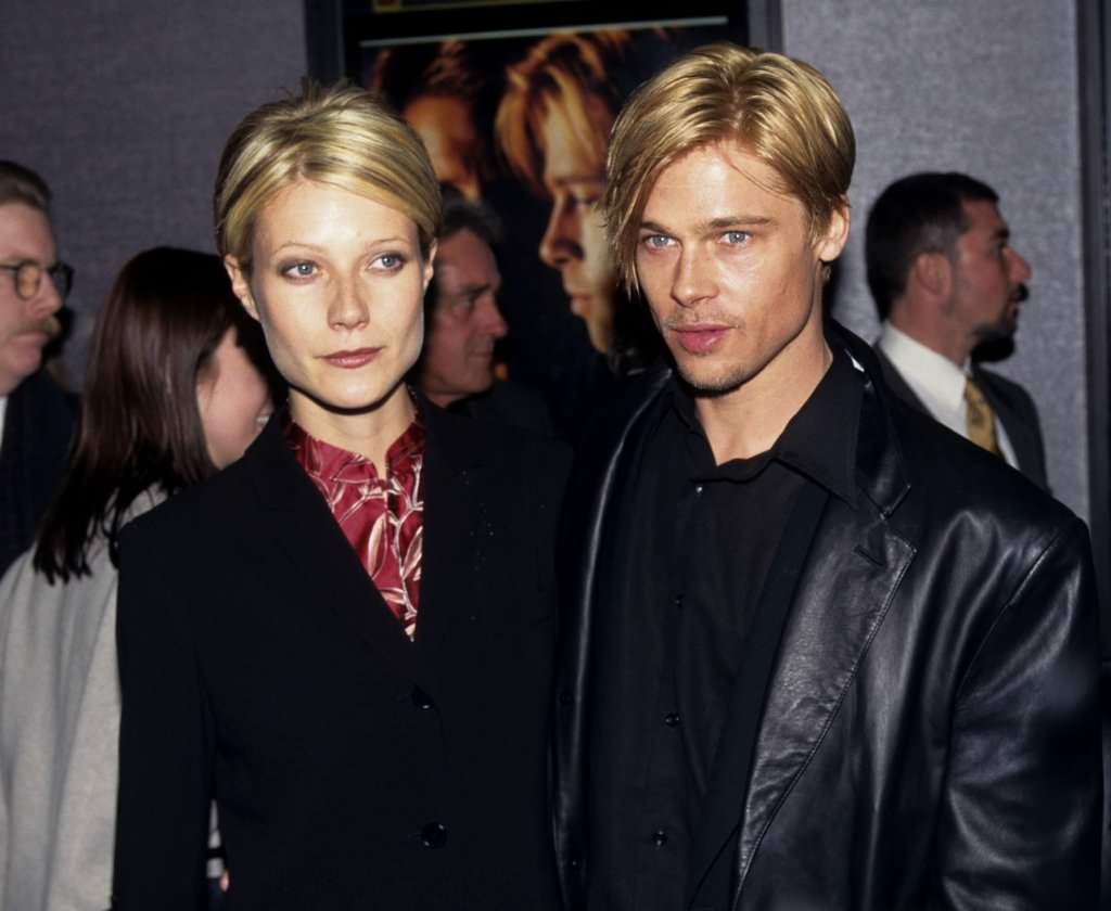 That Brad pitt nude gwyneth will not