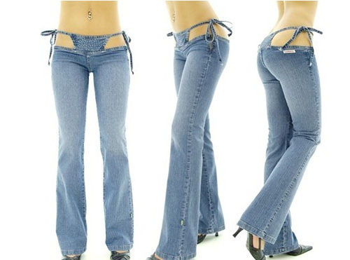 1 - 20 Weird Types Of Jeans That You Probably Didn't Know Existed