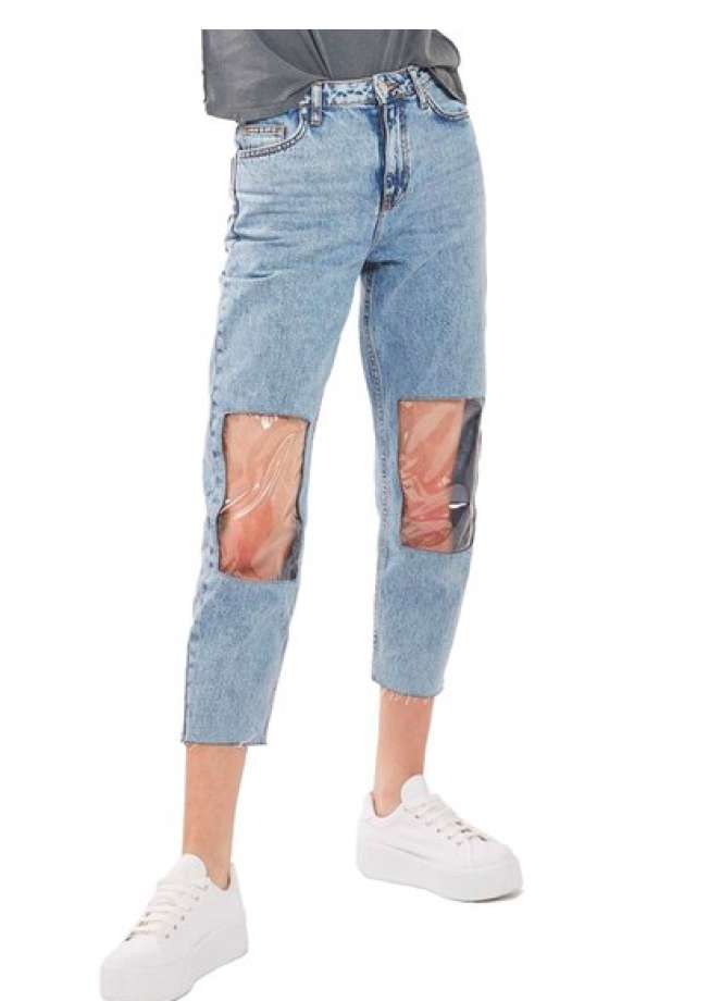 3 - 20 Weird Types Of Jeans That You Probably Didn't Know Existed
