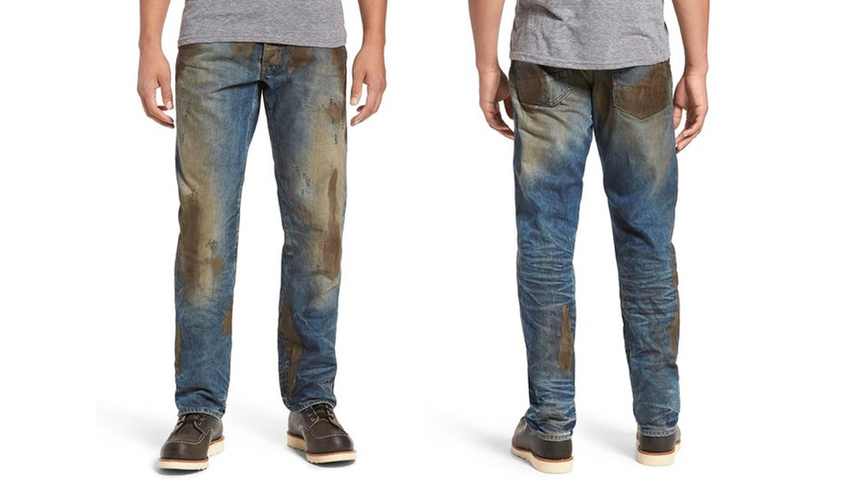 7 - 20 Weird Types Of Jeans That You Probably Didn't Know Existed