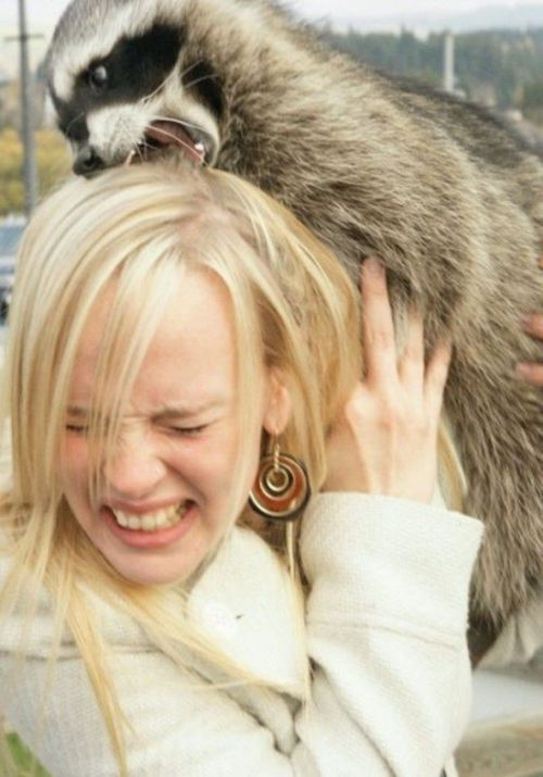 8 - 22 Women Who Ignite Unexplainable Hate In Animals