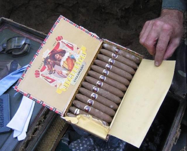 6 - Cigars?