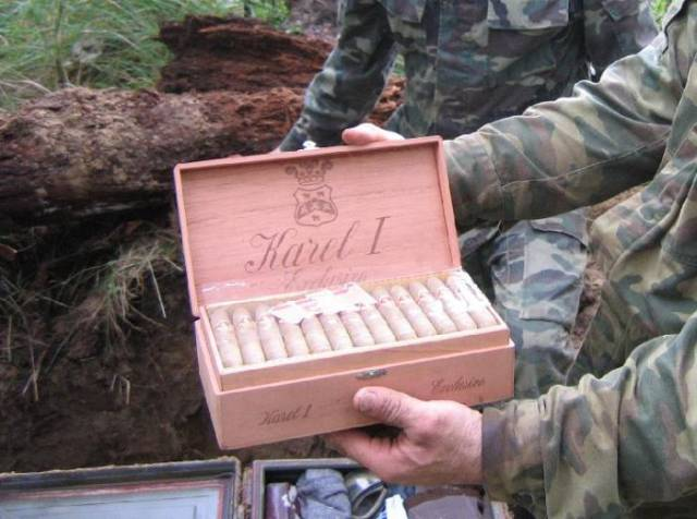 10 - ...More cigars?