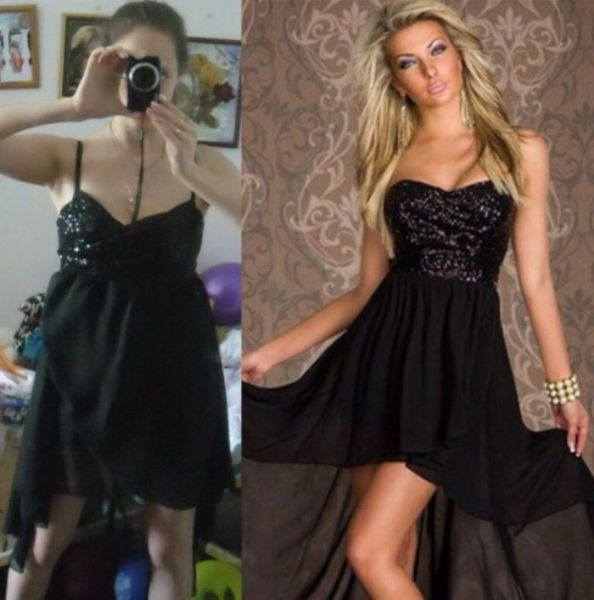 13 - 17 Reasons Why You Should Never Order Clothes Online