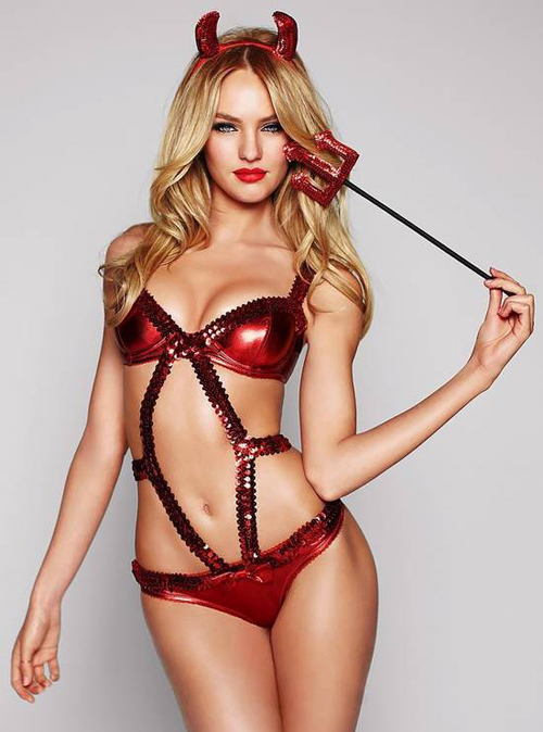17 Hot Halloween Costumes That Are As Scary As They Are Sexy - Ftw ...