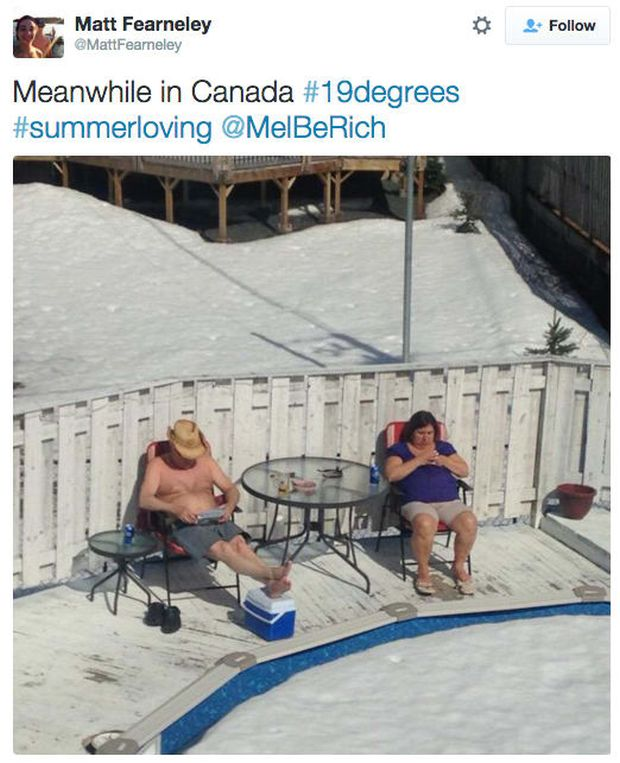 11 - 16 Pics That Perfectly Sum Up Canada