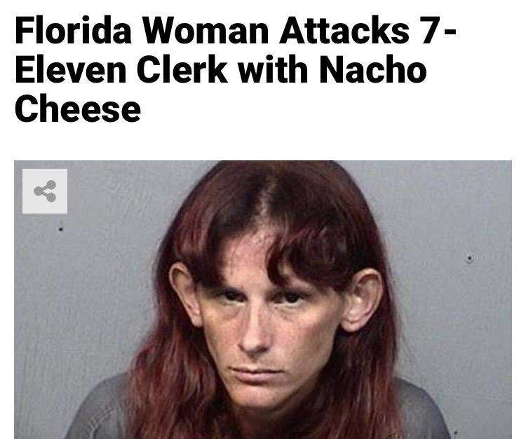 27 - Massive Tale Of The Fabled Florida Man's Exploits