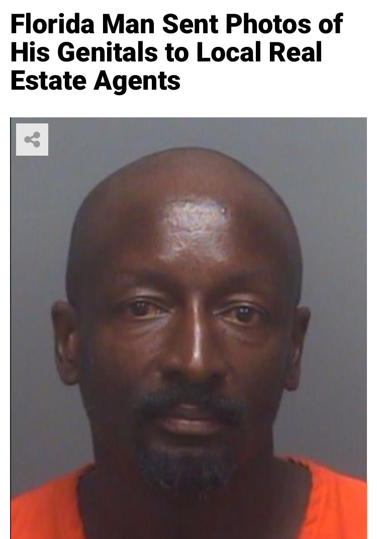 45 - Massive Tale Of The Fabled Florida Man's Exploits