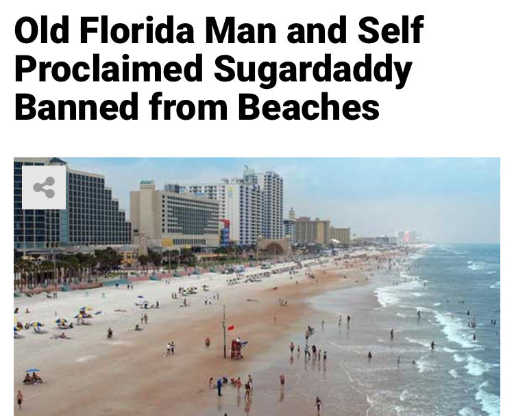46 - Massive Tale Of The Fabled Florida Man's Exploits