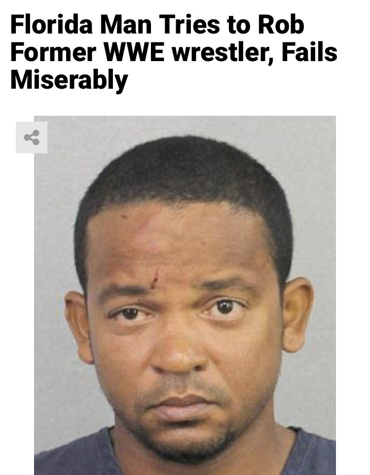 58 - Massive Tale Of The Fabled Florida Man's Exploits