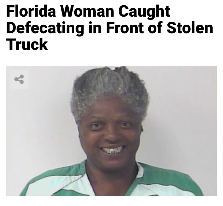 60 - Massive Tale Of The Fabled Florida Man's Exploits